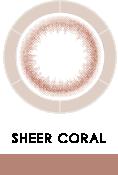 SHEER CORAL