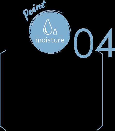 point moisture