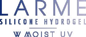 LARME SILICONE HYDROGEL W MOIST UV