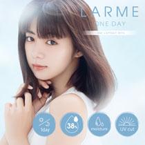 【即日発送OK♪】LARME ONE DAY CLEAR MOIST UV ラルムワンデー クリアモイストUV(1箱30枚入り)